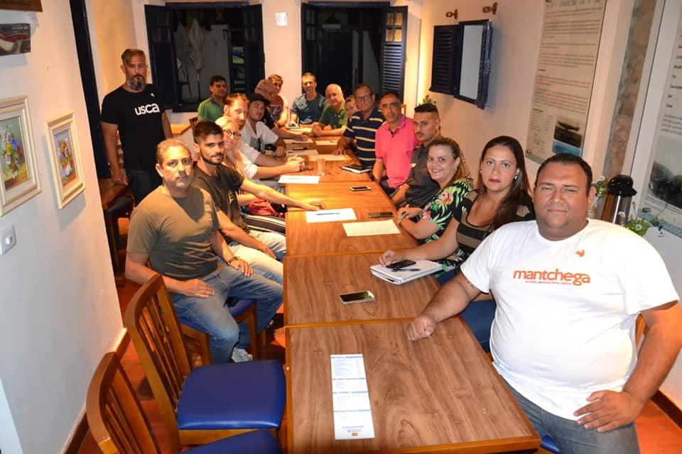 reunião polo gastronômico
